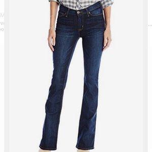 NWT Hudson Midrise bootcut Jeans